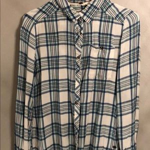 Soft cozy flannel